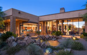 Window Cleaning in Carefree, Arizona by Signature