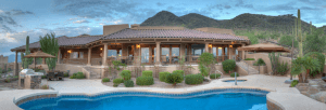Glass Restoration in Paradise Valley, Arizona by Signature