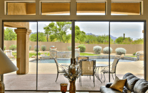 Window Cleaning and Scratch Removal in Scottsdale, Arizona by Signature